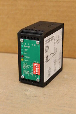 Middex Electronic Wk1 Tool Control System