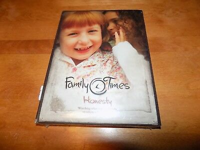 FAMILY TIMES HONESTY Special CD Booklet Notes SET - Children Parents Virtues NEW