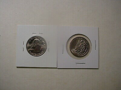 2012 Acadia Maine S America the Beautiful Quarter - BU - Uncirculated