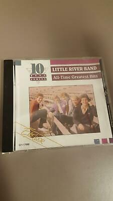 Audio CD Little RIVER BAND All-Time Greatest Hits 10 BEST Excelsior
