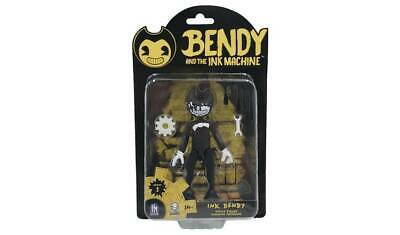 Bendy And The Ink Machine Ink Bendy Action Figure With Accessories NEW_UK_SELLER