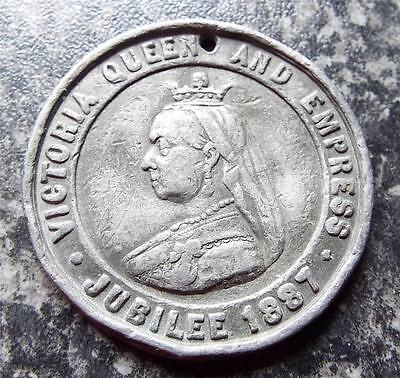 Queen Victoria Golden Jubilee 1887 Medal / Medallion