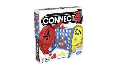 Connect 4 Grid Board Game from Hasbro Gaming Disc-Dropping Fun  NEW_UK_SELLER