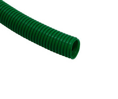 20mm Green Flexible Polypropylene IP44 Conduit 100m