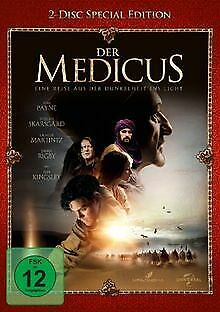 Der Medicus (Limited Special Edition, 2 Discs) [Limited E... | DVD | Zustand gut