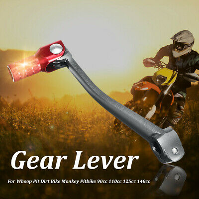 Red Gear Lever For Whoop Pit Dirt Bike Monkey Pitbike 90cc 110cc 125cc