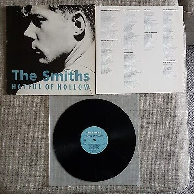 The Smiths-Hatful Of Hollow-Uk Re-Issue Lp On Rough Trade/warner Records-1986-Gc