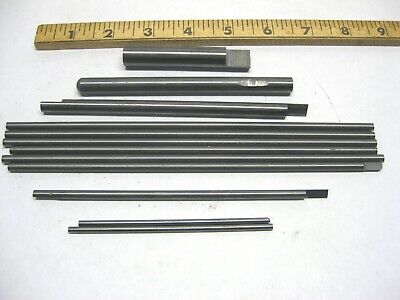 """Round Solid Carbide Rod End Mill Blank Bar 3//4"""" .75 Diameter x 3.40"""" Length"""