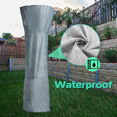 Patio Heater Cover Weatherproof Waterproof Outdoor Protector Bag Garden 236CM