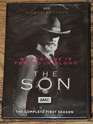 The Son Series Season One 1 First With English Subtitles Usa R1 Dvd From Uk