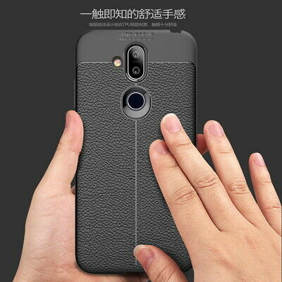 Hybrid Rugged Rubber Bumper TPU Shockproof Back Case Cover For Nokia 7.1 Plus
