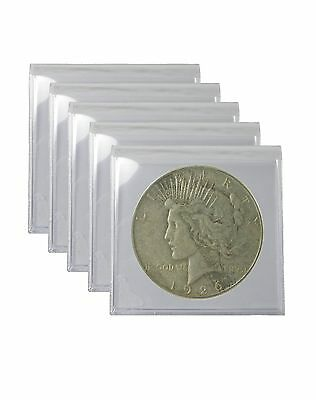 1922-1926 Silver Peace Dollar VG+ Lot of 5 S$1 Circulated Coins