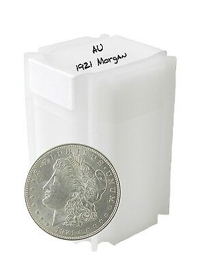 1921 Silver Morgan Dollar AU Lot of 10 About Uncirculated Condition