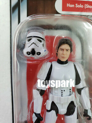 "In Stock STAR WARS 3.75"" inch The Vintage Collection VC143 HAN SOLO STORMTROOPER"