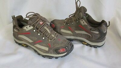 top quality online for sale reasonable price THE NORTH FACE Women's Trail Shoes Brown Blue Vibram Sole Size 10 ...