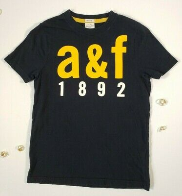 Abercrombie & Fitch Kids, Muscle T shirt Boys Size L Color Dark Blue