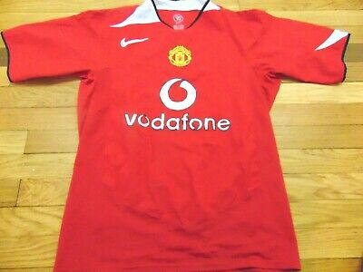 1a4c458a7 NIKE MANCHESTER UNITED Soccer 90 Jersey Kit Mens XL Football Futbol ...