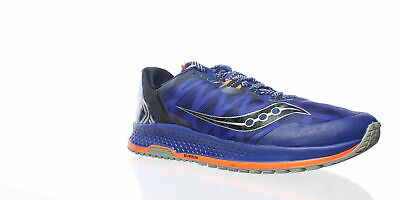 Saucony Mens Koa Tr Blue Orange Running Shoes Size 11 (221210)
