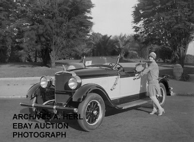 Gardner Model 120 Roadster new model automobile photo press photograph