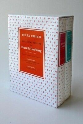 Mastering the Art of French Cooking Volumes 1 & 2, Julia Child