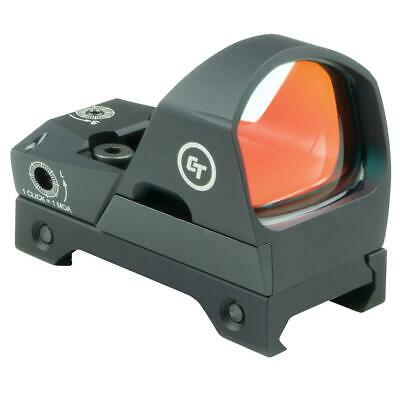 Crimson Trace 1x Compact Open Reflex Red Dot Sight with 3.25 MOA Dot Reticle