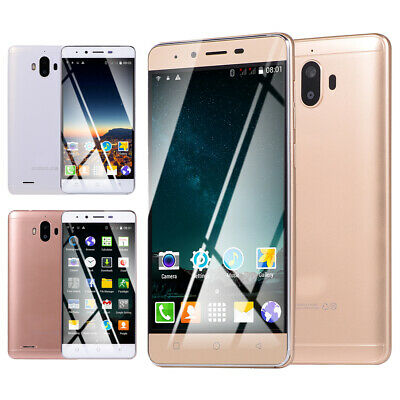 5'' Inch M9 Android 4.0 Dual SIM Mobile Phone Unlocked HD display Smart Phone