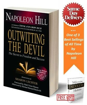Outwitting the Devil The Secret to Freedom and Success by Napoleon Hill (PDF)