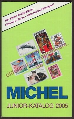 Michel-Katalog Junior Deutschland 2005 -
