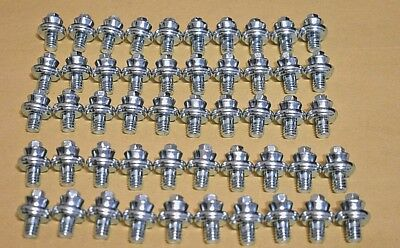 "Battery Bolt for Side Post Terminal 3//8/""-16 Thread Fits 60307 392-004 100 Pcs"