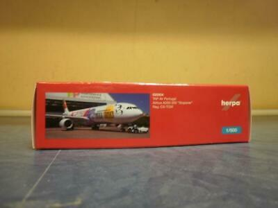 Herpa Wings 1:500 Airbus A330-300 TAP Portugal Stopover 530934
