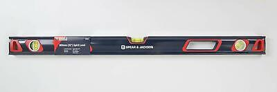 "Spear & Jackson 900mm (36"") Spirit Level - Heavy Duty - Builders, Bricklaying"