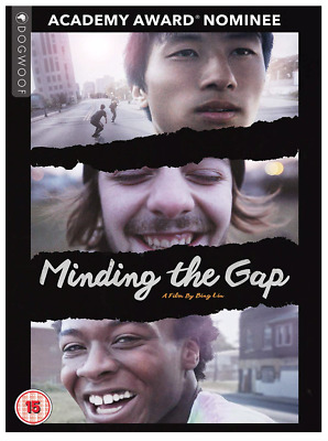 Minding the Gap - Documentary UK DVD Region 2 Stock 2019 - Brand New & Sealed