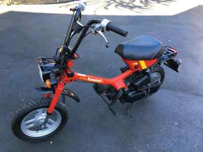 1984 Honda Humming G Nc50 Express Monkey Bike