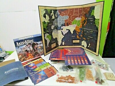 AVALON HILL AXIS & Allies Strategy War Board Game Spring 1942