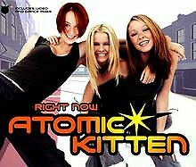 Right Now von Atomic Kitten | CD | Zustand gut