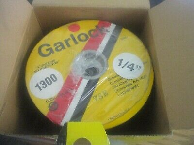 Garlock Model: 1300 Compression Tape.  Continous Length.   New Old Stock  <