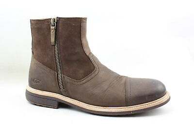 UGG Mens Dalvin Grizzly Ankle Boots Size 11 (217950)
