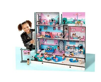 L.O.L. Surprise House with 85+ Surprises Collection Playset Educational Girl Kit