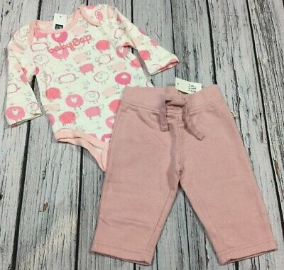 Baby & Toddler Clothing Baby Gap Red Joggers With Logo 6-12 Months Boys' Clothing (newborn-5t)