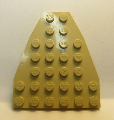 lego ref 2625 Boat Base Bow Plate 6 x 7 CHOISISSEZ CHOOSE COLOUR