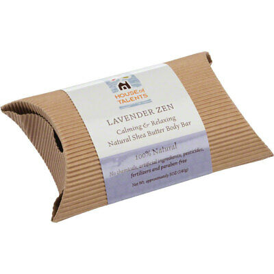 House of Talents Soap Lavender Zen 5oz Bar