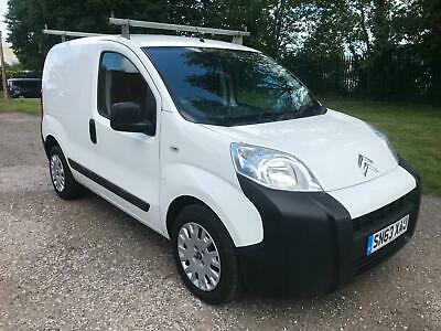 2013 63 Citroen Nemo 1.3HDi 16v ( 75PS ) 660 LX Done Only 44,000 Miles