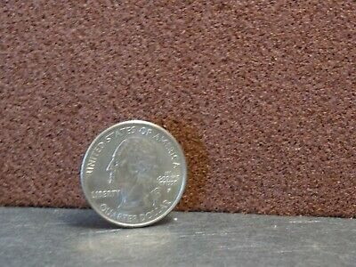 Dollhouse Miniature Carpet Rug Umber Brown 2PC 1:12 1:24 1:48 Q62 Dollys Gallery