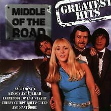 Greatest Hits von Middle of the Road | CD | Zustand gut