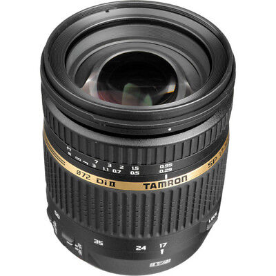 NEW Tamron SP AF 17-50mm f/2.8 XR Di-II VC LD Aspherical (IF) Lens for Canon EF