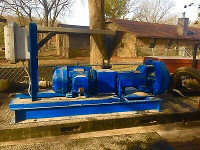 CENTRIFUGAL PUMP STAINLESS Steel 3,540 GPH - 1 5 Hp - 230/460V - 3
