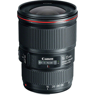 BRAND NEW Canon EF 16-35mm f/4L IS USM Lens 9518B002 BRAND NEW