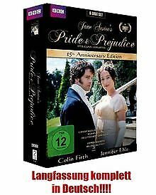 Jane Austen's Pride & Prejudice (15th Anniversary Edition... | DVD | Zustand gut