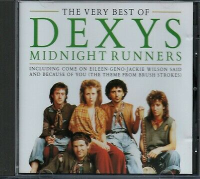 DEXYS MIDNIGHT RUNNERS - The Very Best Of - CD Album *Greatest Hits**Collection*