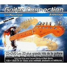 Guitarconnectionanthology von Various [+Ltd.Bonus Dvd] | CD | Zustand akzeptabel